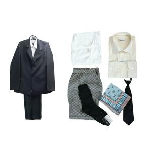 """Комплект мужской ритуальной одежды """"Стандарт"""""""