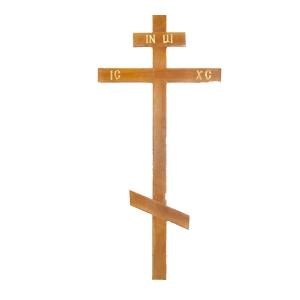 """Крест из дуба """"Простой"""""""