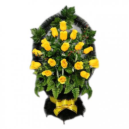 Ритуальная корзина - вариант №5