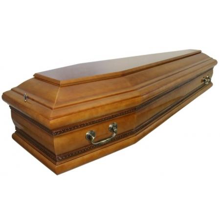 Полированные гробы, серии: Бергамо ПГБ