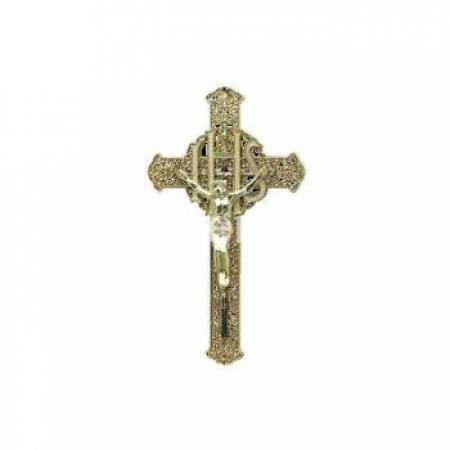 Крест на крышку гроба, ажурный